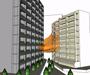 Ventilation analysis of verandas