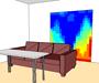 Indoor surface condensation analysis